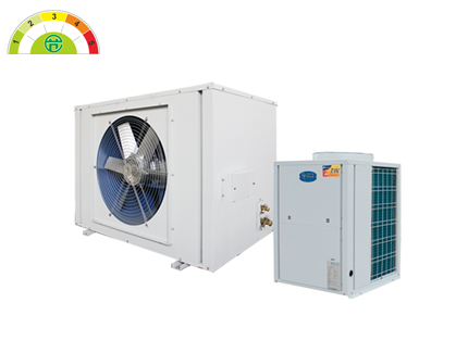 KFG-14ⅡA 分体式高温烘干热泵热风机