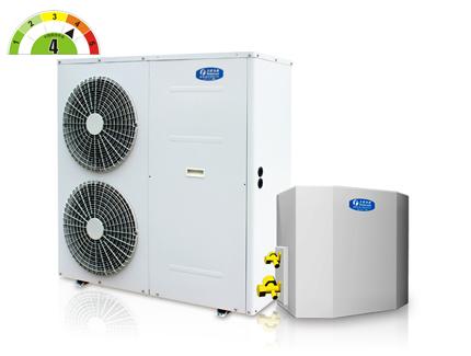 超低温循环加热型空气源热泵热水机KFXRS-16ⅠB