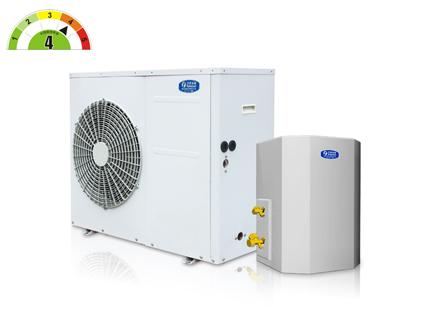 超低温循环加热型空气源热泵热水机KFDXRS-9IB/4-c(F)